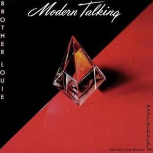 Modern Talking Brother Louie single cover