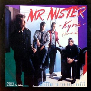 Mr. Miser Kyrie single cover