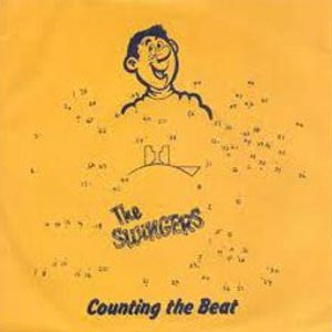 The Swingers Counting The Beat Single Cover