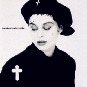 Lisa Stansfield Affection Album Cover