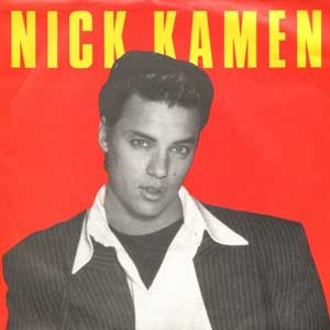 Nick Kamen - Loving You Is Sweeter Than Ever - Single Cover