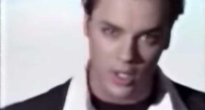 Nick Kamen - Loving You Is Sweeter Than Ever - Official Music Video