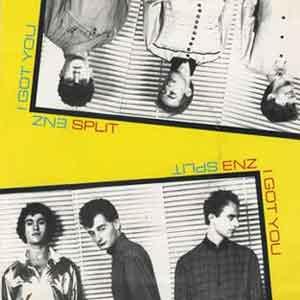 Split Enz - I Got You - Single Cover