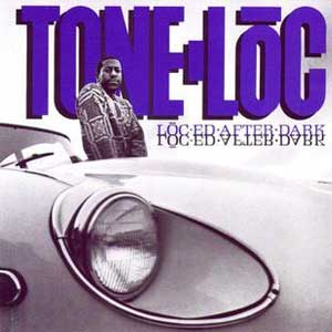 Tone Loc Lōc-ed After Dark Album Cover