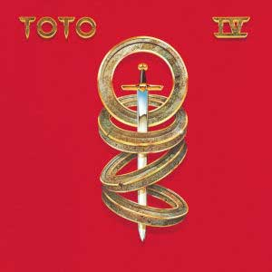 Toto IV Album Cover