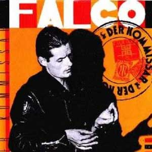 falco der kommissar single cover