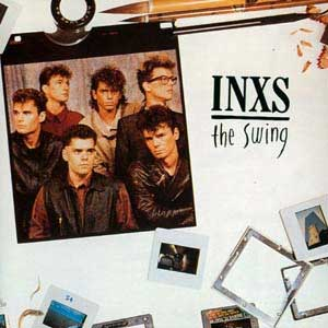 INXS The Swing Album Cover