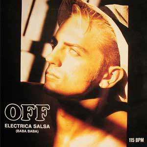 Off Electrica Salsa (Baba Baba) Single Cover