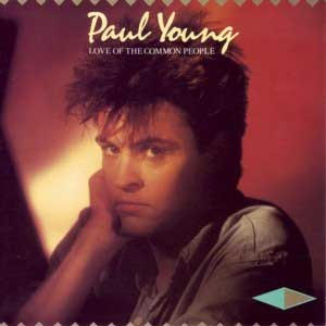 paul young love of the common people single cover