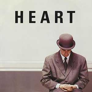 Pet Shop Boys Heart Single Cover