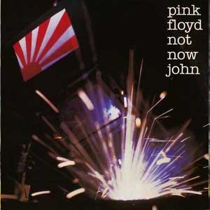 pink floyd not now john single cover
