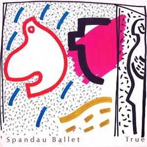 Spandau Ballet True Single Cover