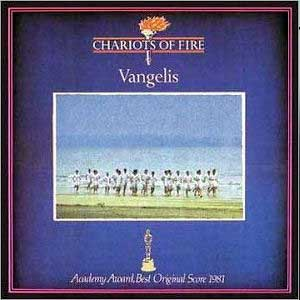 Vangelis - Chariots Of Fire - Single Cover