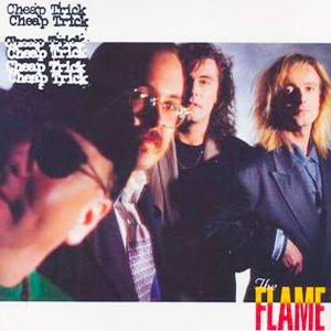 Cheap Trick The Flame Single Cover