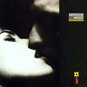 Depeche Mode A Question of Lust Single Cover