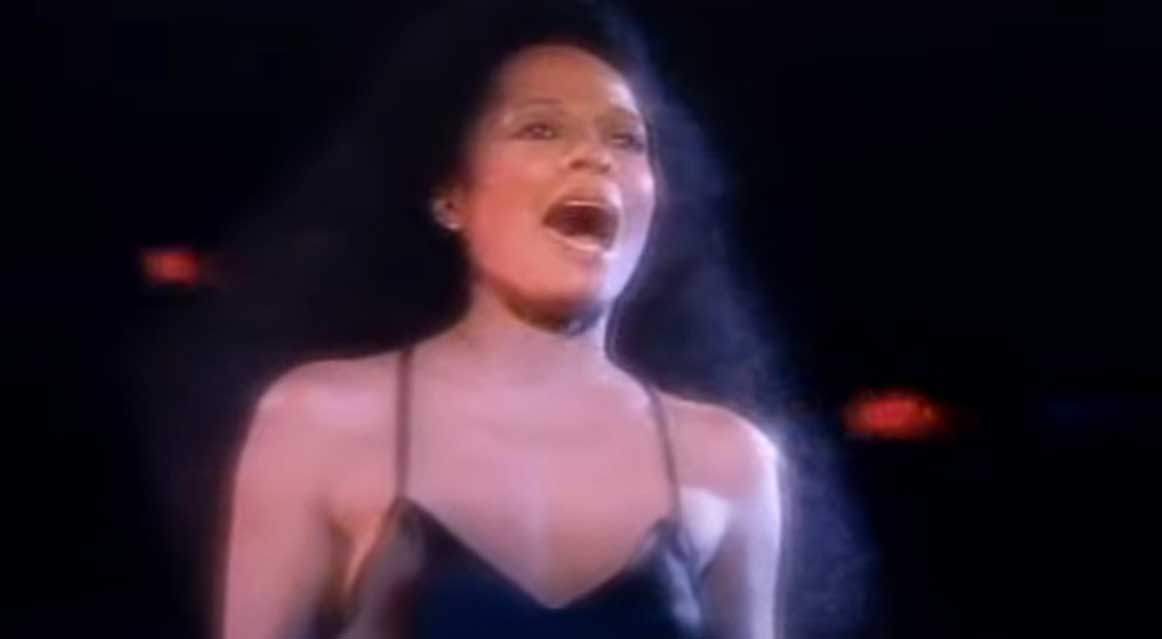 Diana Ross - Missing You - Official Music Video