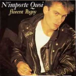 Florent Pagny - N'importe quoi - Single Cover