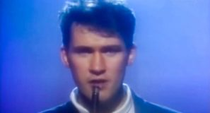 Johnny Logan - Hold Me Now - Music Video