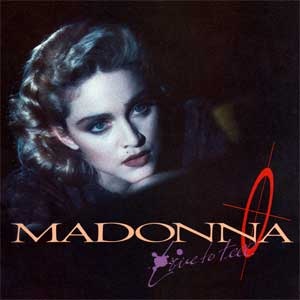 Madonna Live To Tell Single Cover