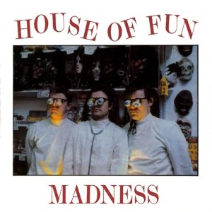 Madness House Of Fun Single Cover