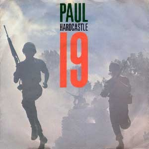 Paul Hardcastle 19 Single Cover