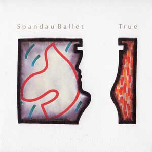 Spandau Ballet True Album Cover