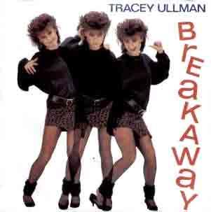 Tracey Ullman - Breakaway - Single Cover
