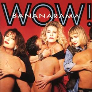 Bananarama Wow Album Cover