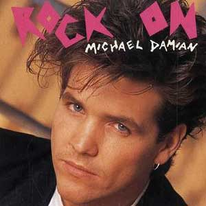 Michael Damian Rock On Single Cover