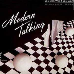 Modern Talking You Can Win If You Want Single Cover