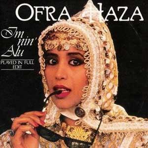 Ofra Haza Im Nin Alu Sinlge Cover