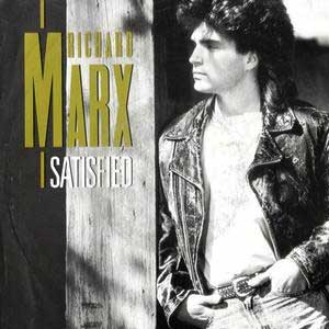 Richard Marx Satisfied Single Cover