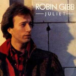 Robin Gibb Juliet Single Cover