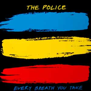 The Police Every Breath You Take Single Cover