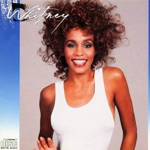 Whitney Houston Whitney Album Cover