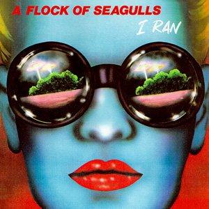 A Flock Of Seagulls I Ran Single Cover