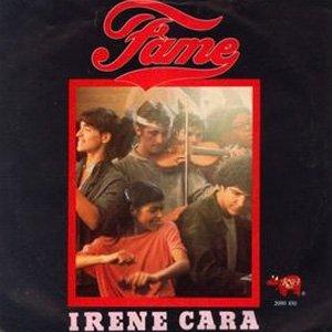 Irene Cara Fame Single Cover