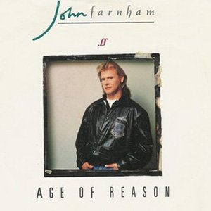 John Farnham Age of Reason Single Cover