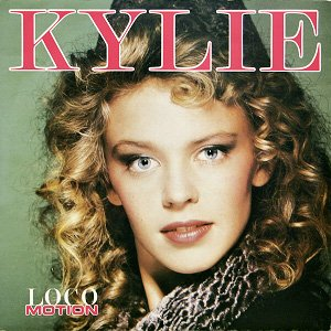 Kylie Minogue Locomotion Single Cover