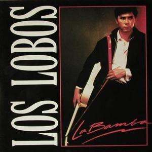 Los Lobos - La Bamba - Single Cover
