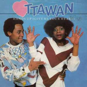 Ottawan Hands Up Single Cover