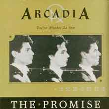 Arcadia - The Promise - Single Cover