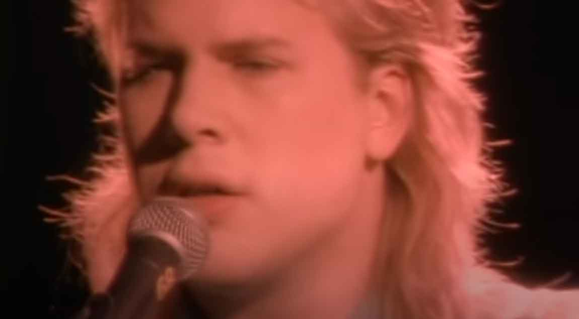 The Jeff Healey Band - Angel Eyes - Official Music Video