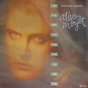 Alison Moyet - Invisible - Single Cover