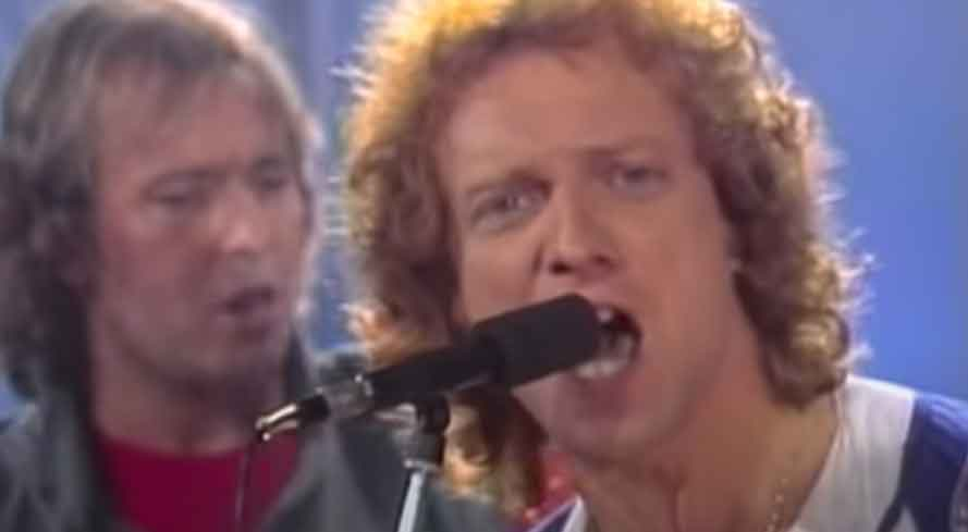 Foreigner - Urgent - Official Music Video
