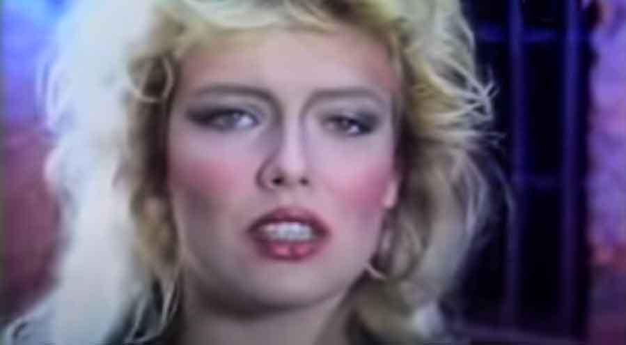 Kim Wilde - Love Blonde - Official Music Video