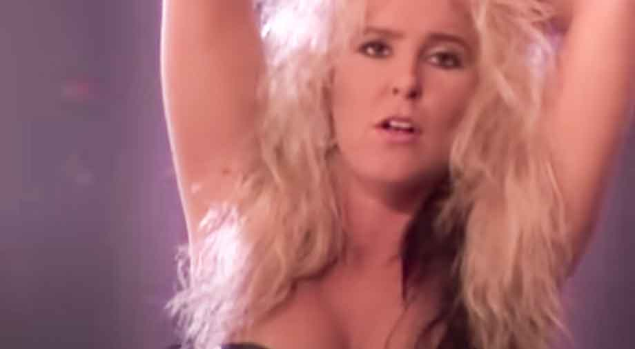 Lita Ford - Kiss Me Deadly - Official Music Video