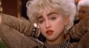Madonna - Causing A Commotion - Music Video