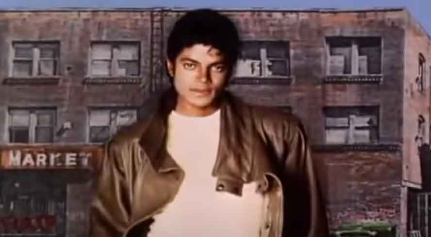 Michael Jackson - Human Nature - Music Video