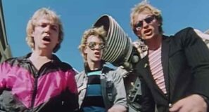 The Police - Walking On The Moon - Official Music Video